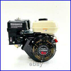 LF120S 4hp LIFAN PETROL ENGINE Replaces Honda GX120 18mm Shaft Recoil Pull Start