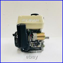 LF200QE 6.5hp E/S LIFAN PETROL ENGINE Replaces Honda GX160 GX200 3/4 Shaft