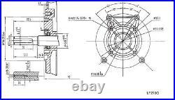 LF270QE 9hp E/S LIFAN PETROL ENGINE Replaces Honda GX270 GX240 1 Shaft