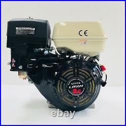 LF270S 9hp LIFAN RECOIL START PETROL ENGINE Replaces Honda GX270 240 25MM Shaft