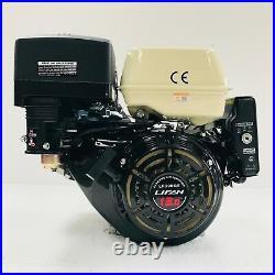 LF390QE 13hp LIFAN ELECTRIC START PETROL ENGINE Replaces Honda GX390 1 Shaft