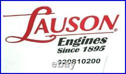Lawson 6.5hp Engine, Replaces Honda Gx160 & Gx200, Log Splitter, 3/4 Crankshaft