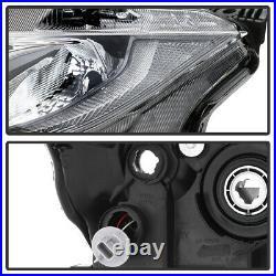 Left Driver Side LED DRL Headlight Lamp