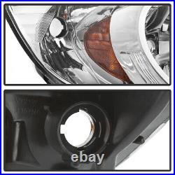 Left+Right For 04-05 Honda Civic EM/ES 2/4 DR Replacement Headlight Lamp Pair