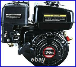 Loncin Engine G200 Taper Shaft Replaces Honda Gx200 G200