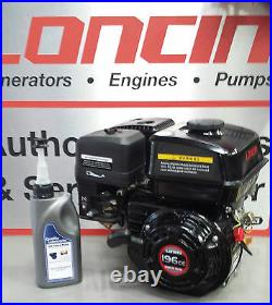 NEW LONCIN EURO5 ENGINE G200 REPLACES HONDA GX200 G200(new emissions)
