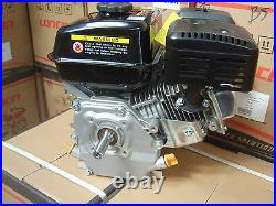 NEW LONCIN G200F-P5 EURO 5 REPLACES HONDA G200 GX200(new emission engine)