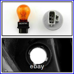 New Factory Style For 2011-2017 Honda Odyssey Black Headlight Replacement Lamp