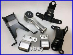 OPEN BOX Hasport 17+ Honda Civic Type R Replacement Engine Mount Kit FK8STK 62A
