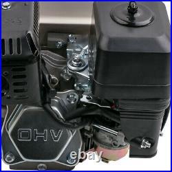 Purpose Horizontal Engine 168F Pullstart Replaces For Honda GX160 5.5 HP 163cc