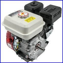 Replacement Gas Engine For Honda GX160 OHV 7.5HP 163cc 4 Stroke Pullstart Petrol