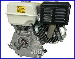Replacement Honda GX270 4 Stroke Petrol Engine 9 Hp 25mm shaft
