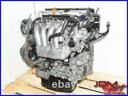 Replacement Honda K24A DOHC i-VTEC Accord & Odyssey JDM Engine