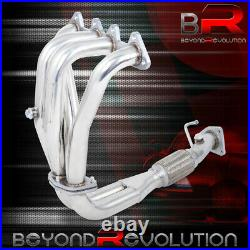 Stainless Steel Performance Header For 1998-2002 Honda Accord Exhaust Manifold