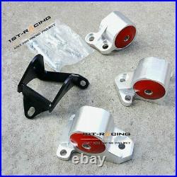 Turbo Engine EK Swap Mount Kit (3 Bolt) For 96-00 Honda Civic B Series/D Series